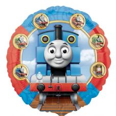 Thomas And Friends Foil Helium Balloon
